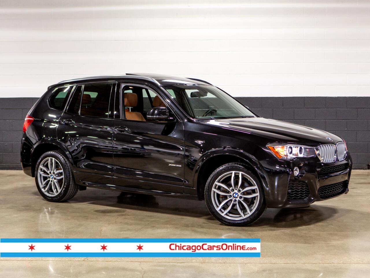 2017 BMW X3 M Sport xDrive35i