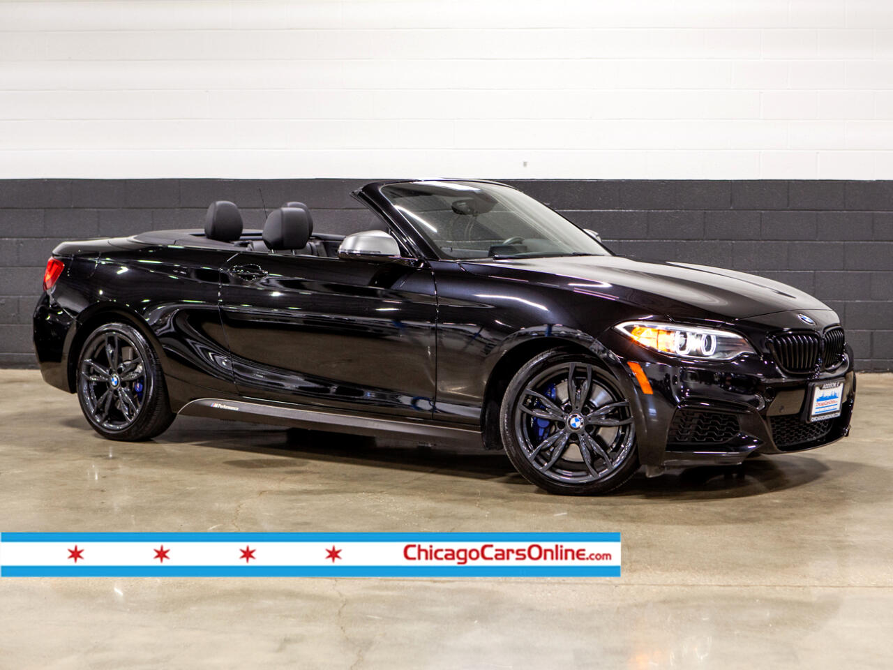 2017 BMW 2-Series M240i xDrive M Sport Convertible