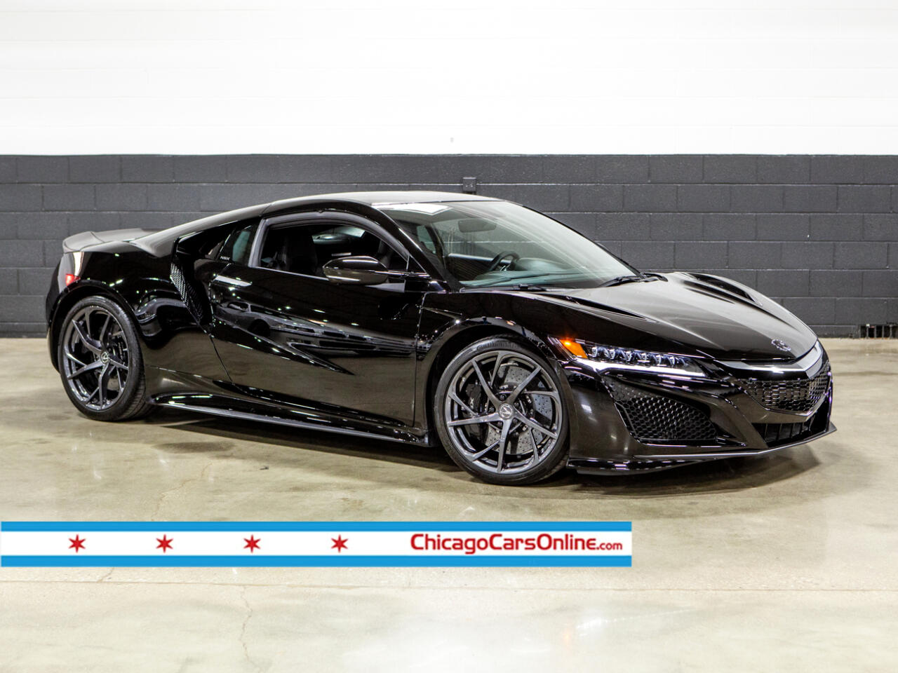 Acura NSX 2dr Coupe Sport Auto 2017