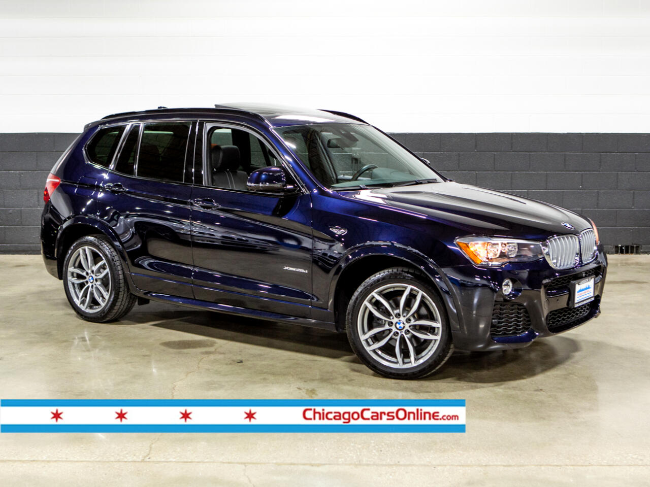 2016 BMW X3 xDrive28d M Sport