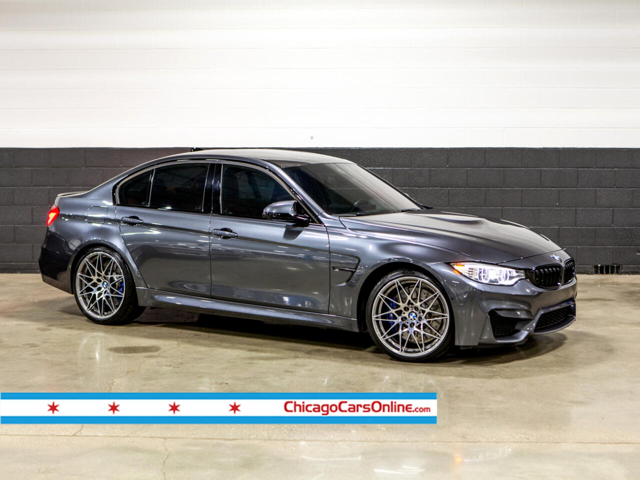 2016 BMW M3 Executive Competition
