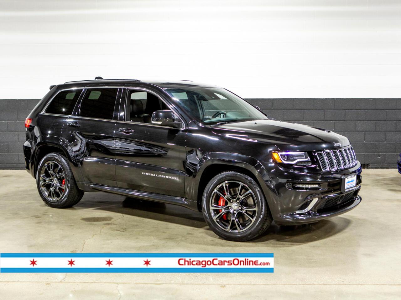 2015 Jeep Grand Cherokee SRT8 4WD