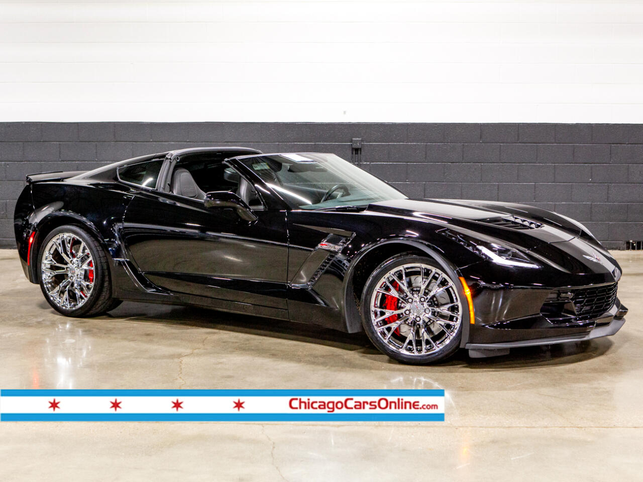 Chevrolet Corvette Stingray 2LZ Z06 Coupe 2016
