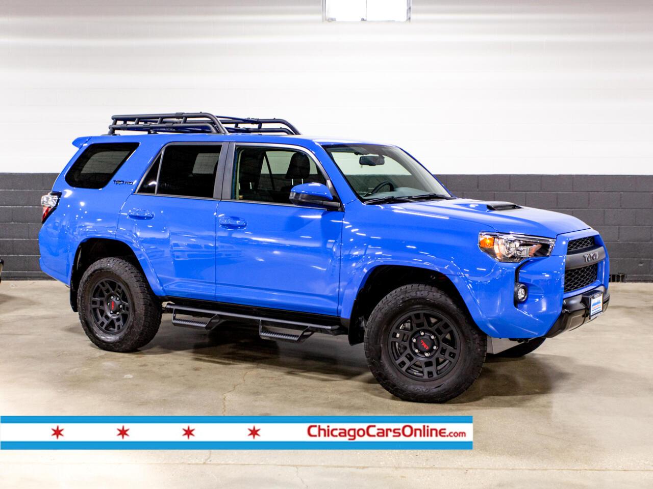 2019 Toyota 4Runner TRD PRO 4WD