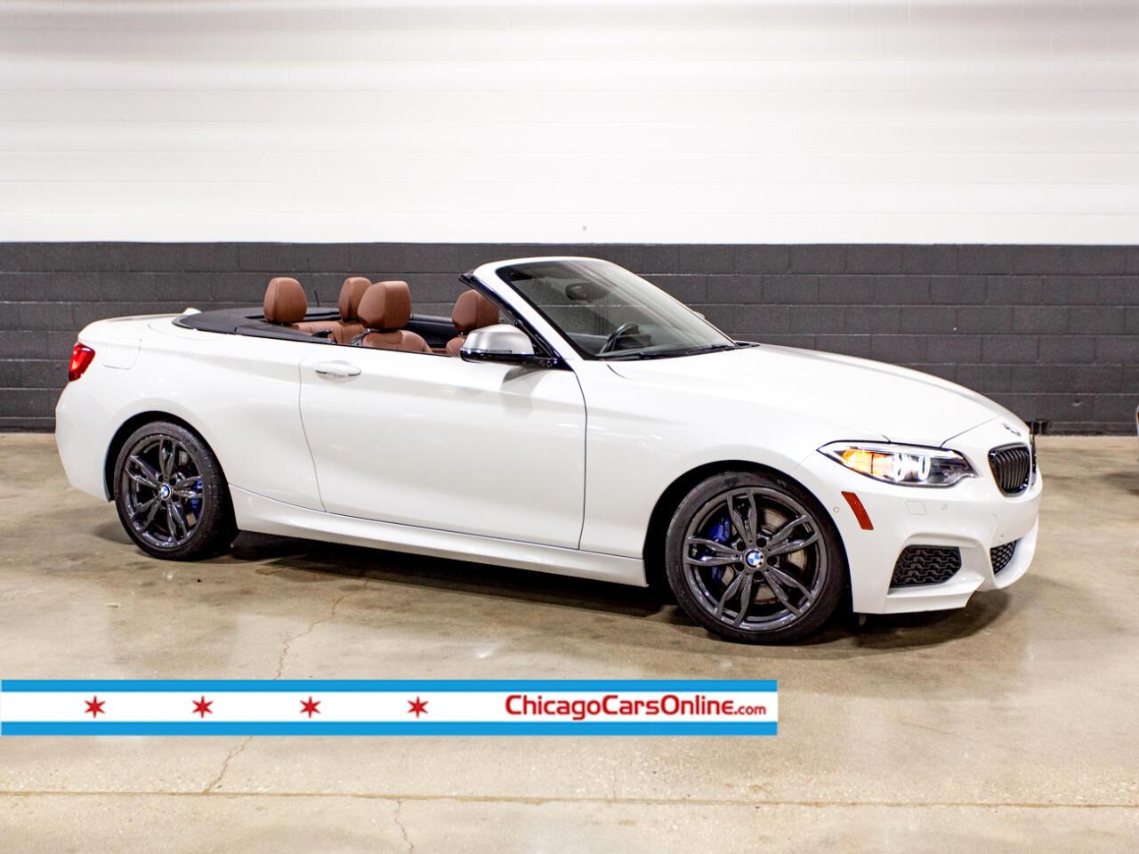 2017 BMW 2-Series M240i xDrive Convertible