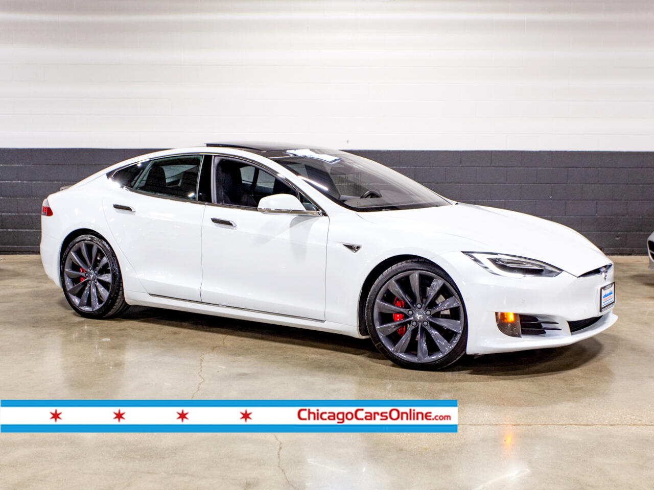2016 Tesla Model S 2016.5 4dr Sdn P90D