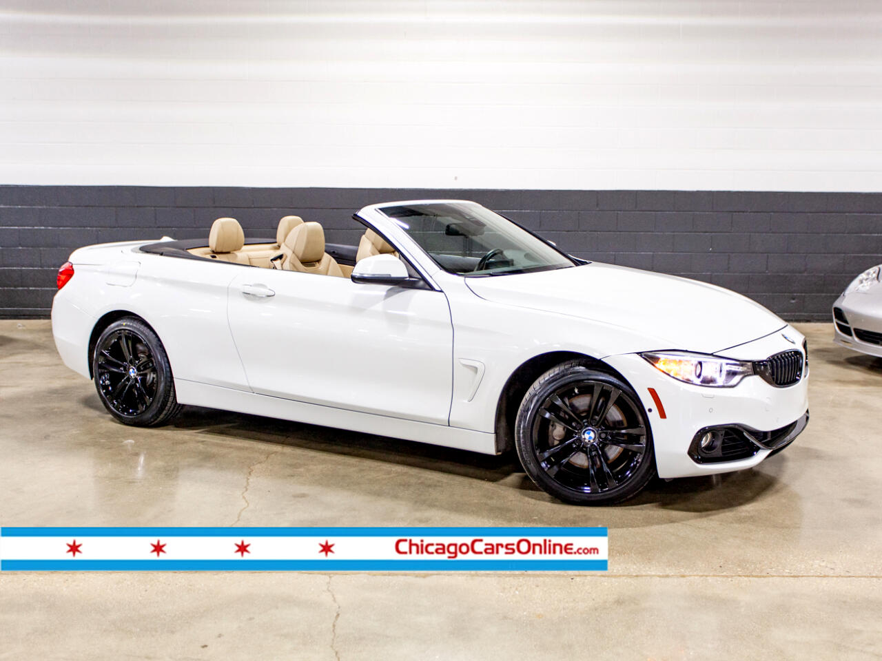 2017 BMW 4-Series 440i xDrive convertible