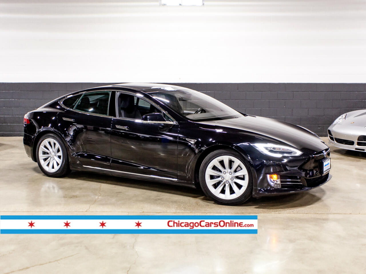 2016 Tesla Model S 2016.5 4dr Sdn AWD 75D
