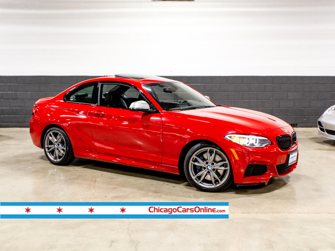 BMW 2-Series M235i xDrive Coupe 2015