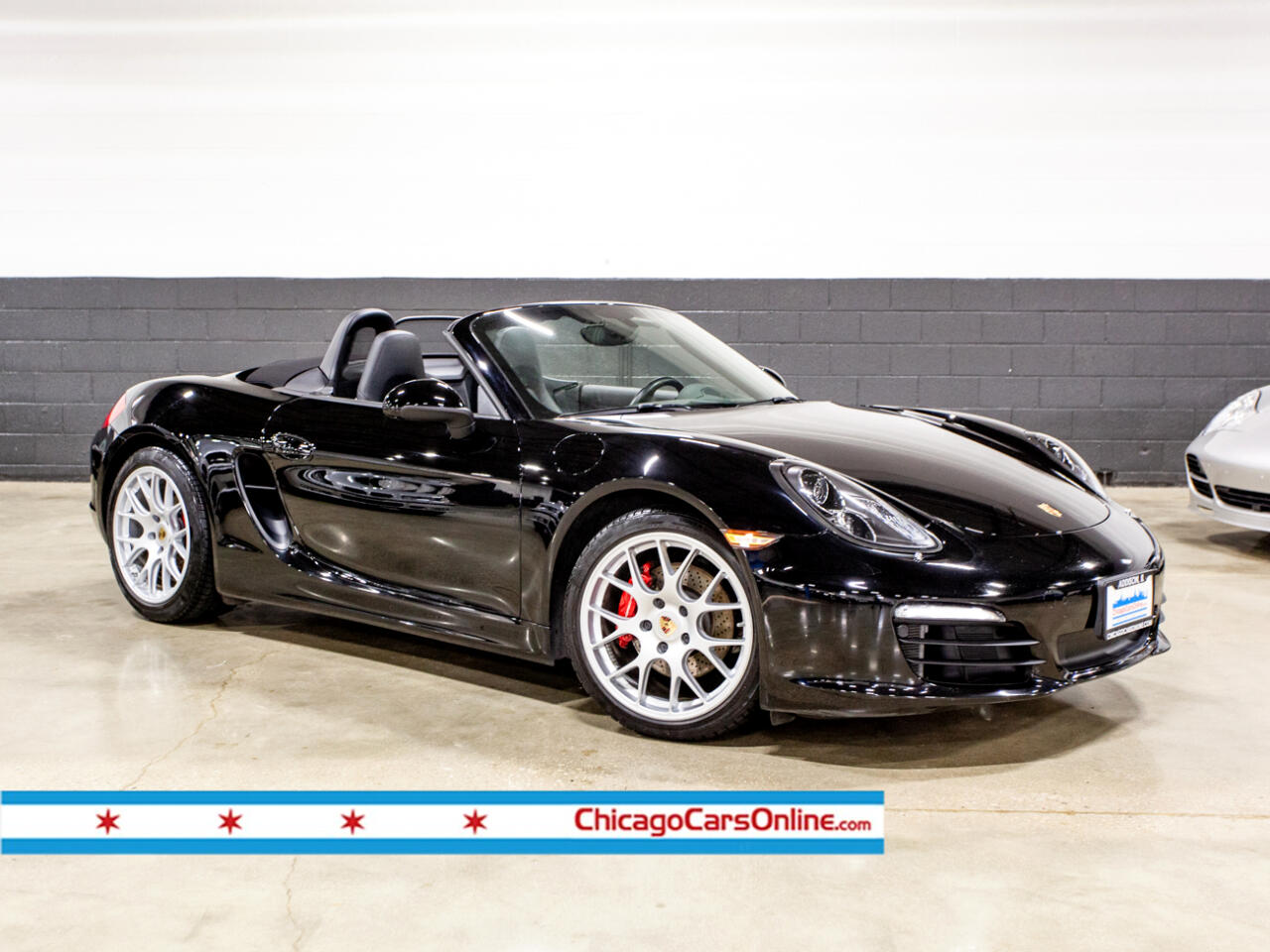 2015 Porsche Boxster 2dr Roadster S 6-Spd Manual