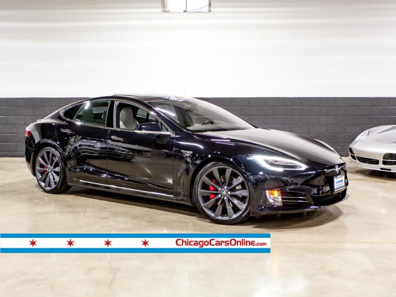 2016 Tesla Model S 2016.5 4Dr Sdn P90D Ludicrous