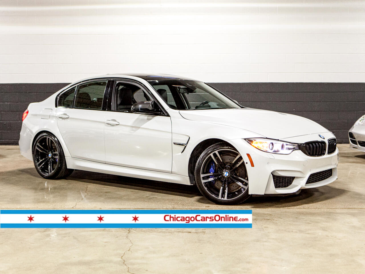 BMW M3  2016