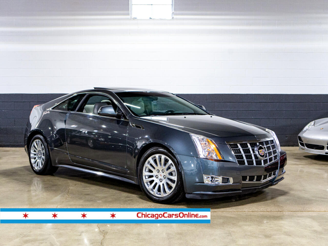 Cadillac CTS Performance Coupe AWD 2012