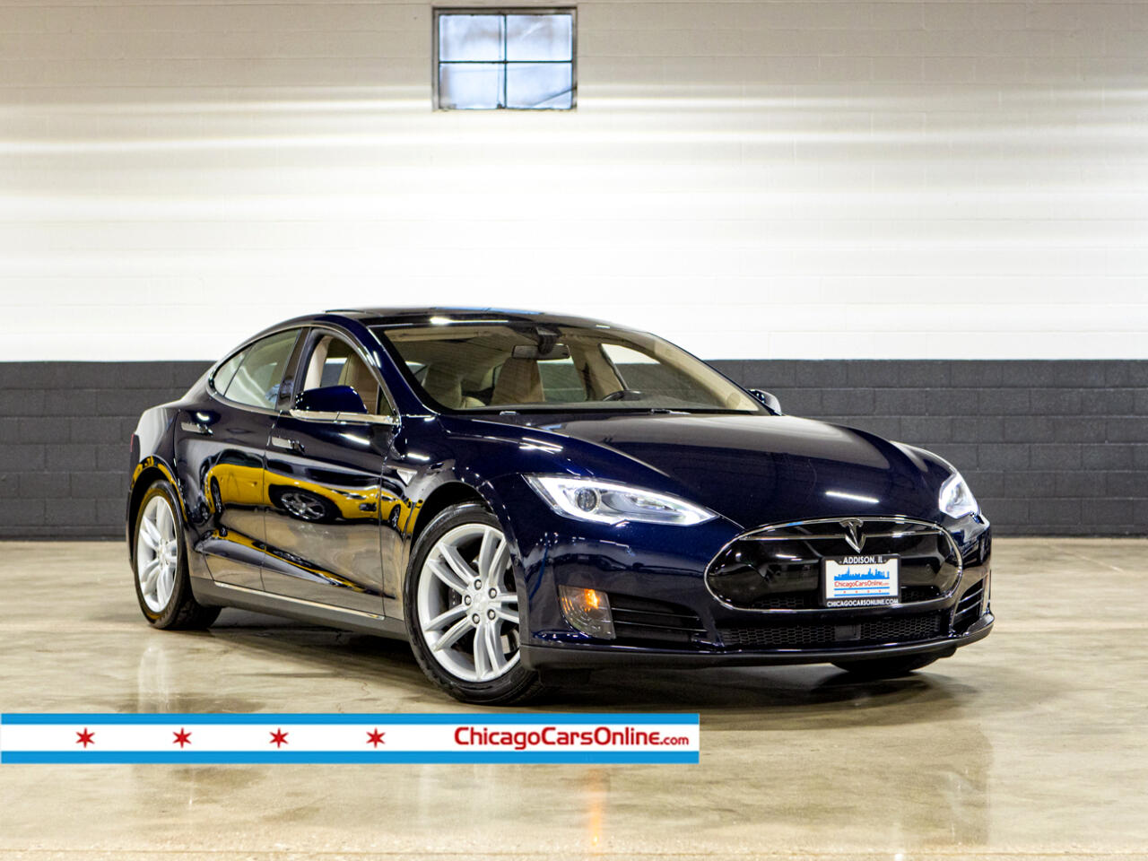 Tesla Model S 4dr Sdn AWD 85D 2015