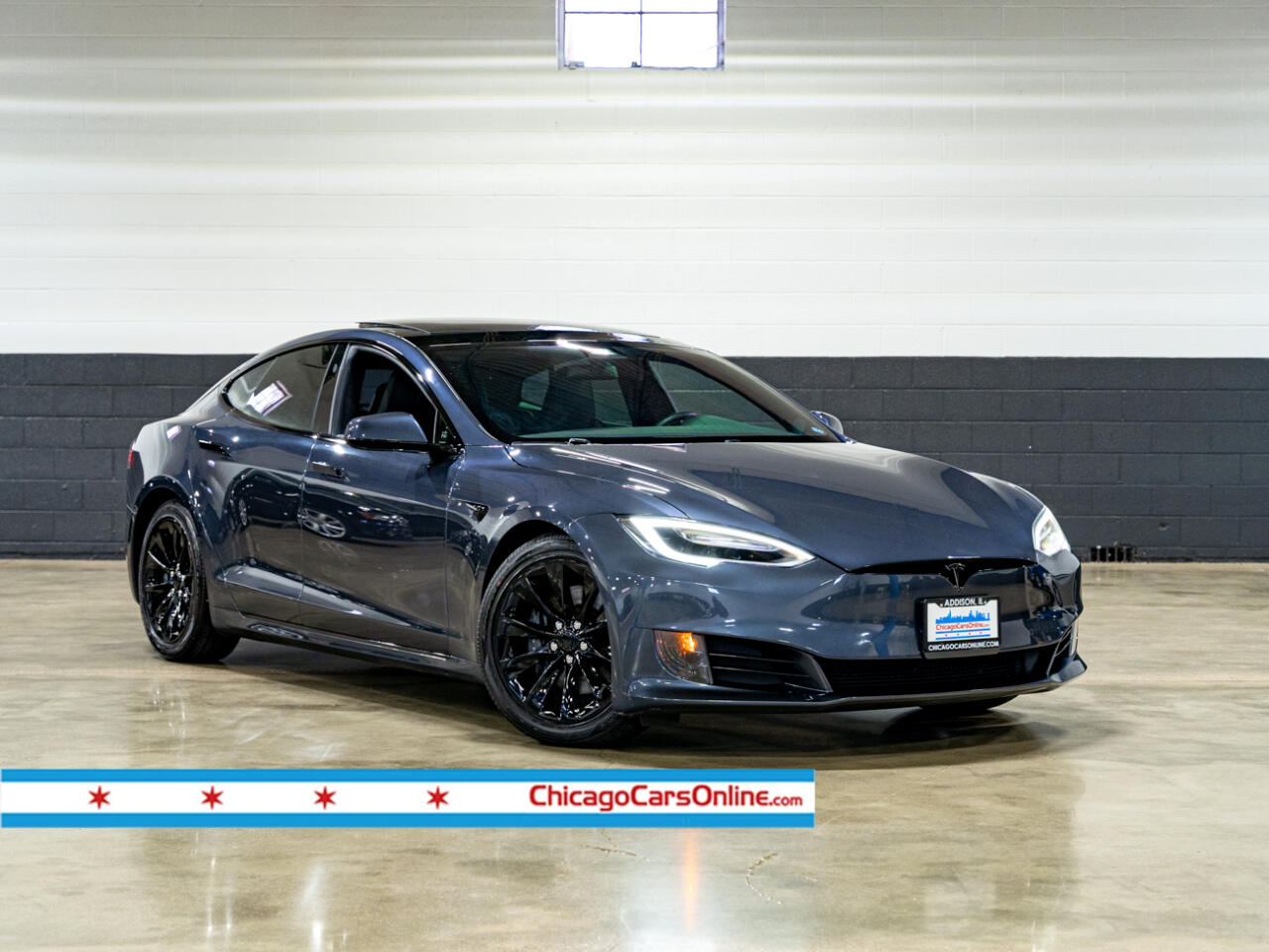 Tesla Model S 75D AWD *Ltd Avail* 2016