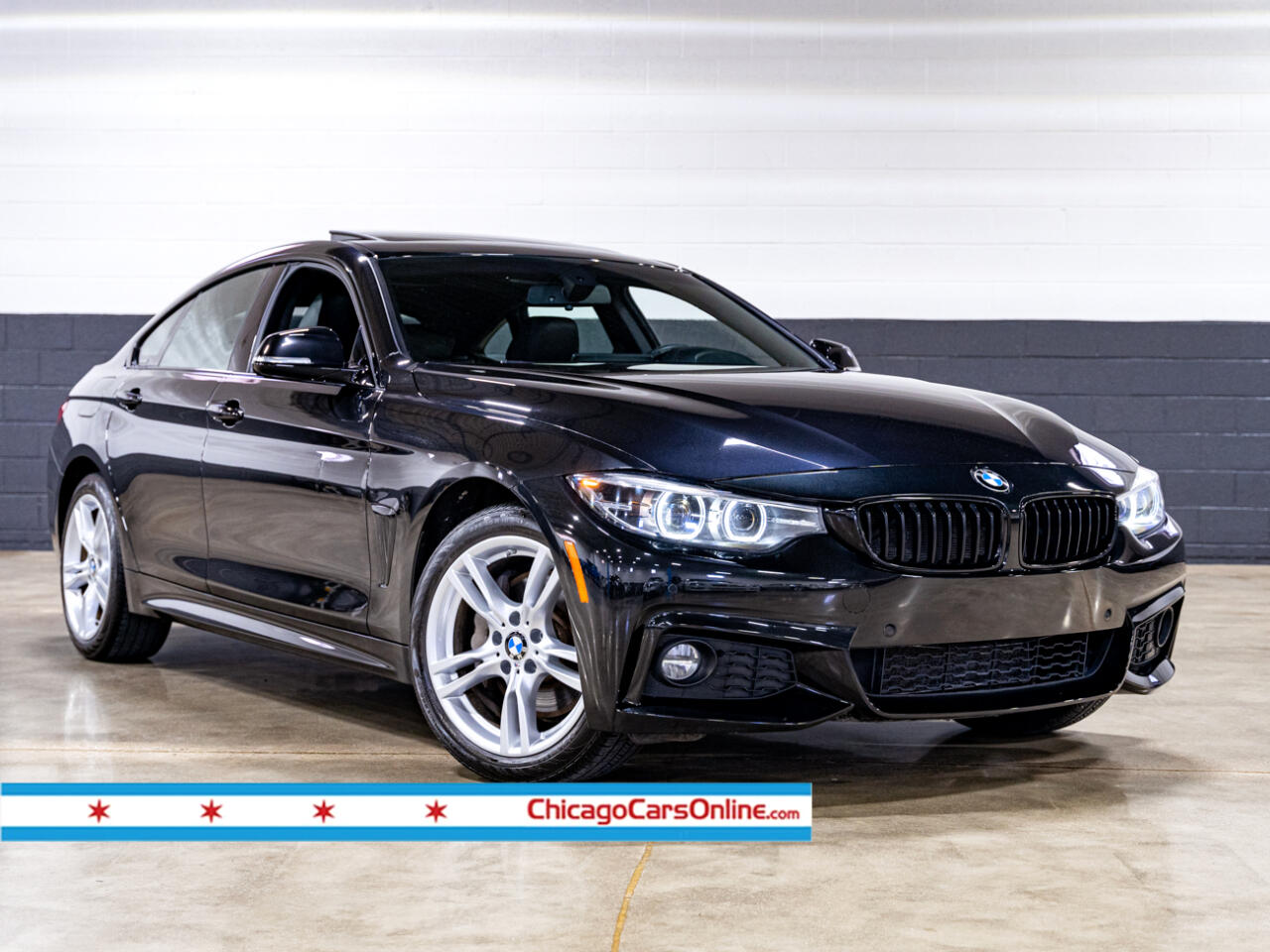 BMW 4-Series Gran Coupe  2018