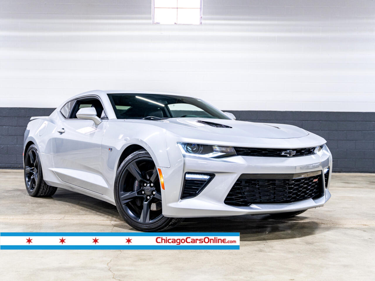 Chevrolet Camaro 2SS Coupe 6M 2018