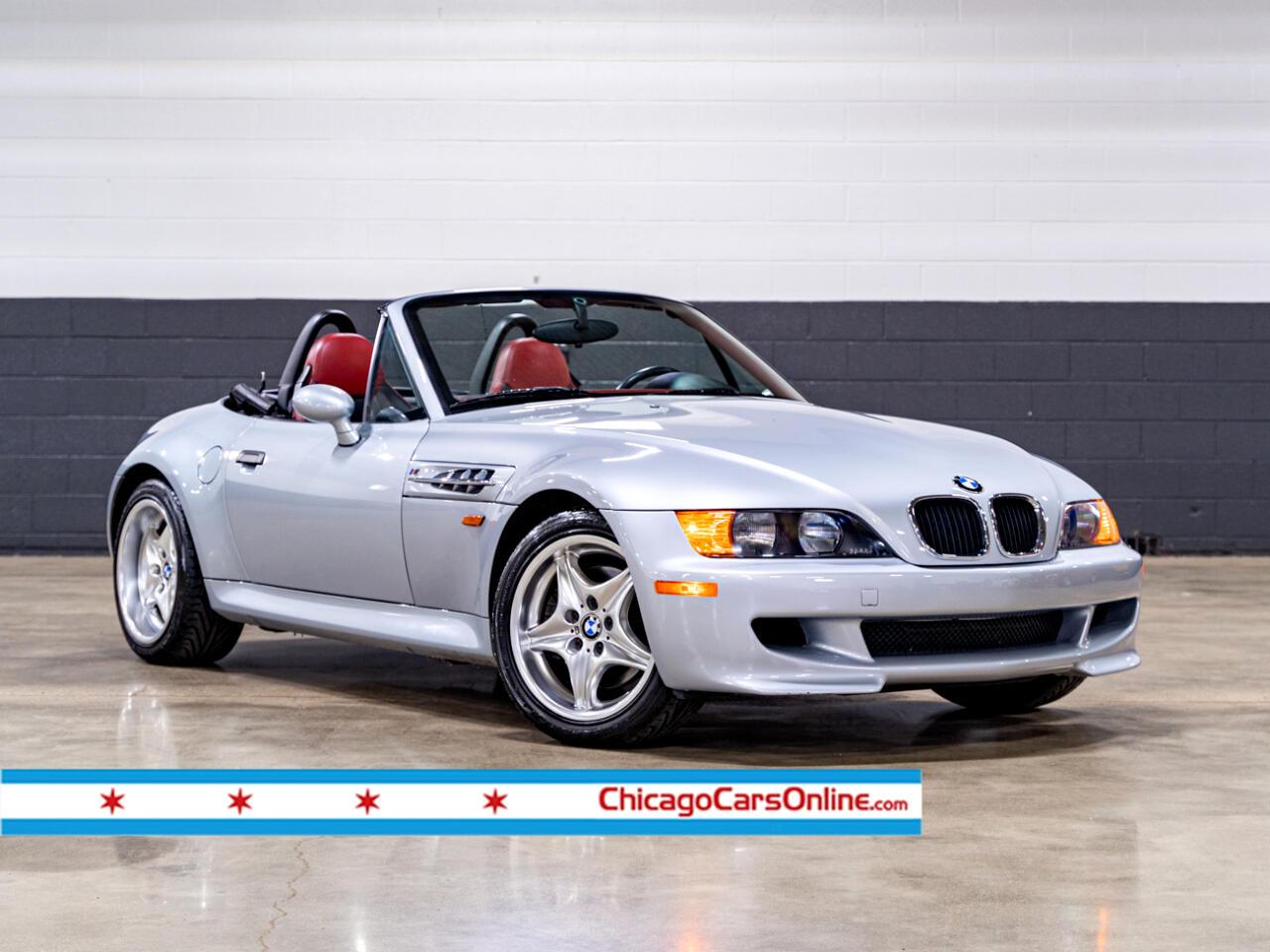 BMW M Roadster Base 1998