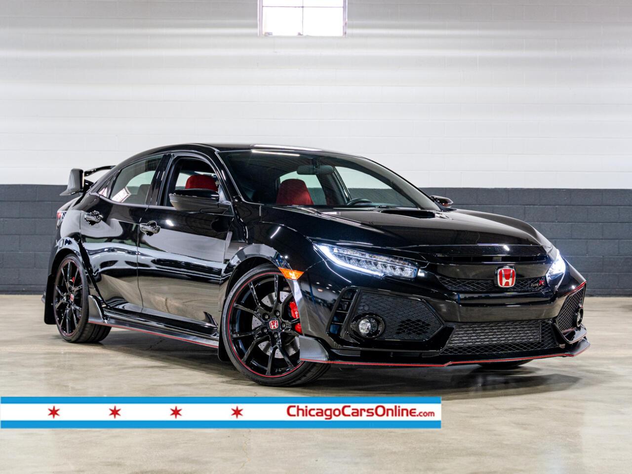 Honda Civic Type R 6M 2019