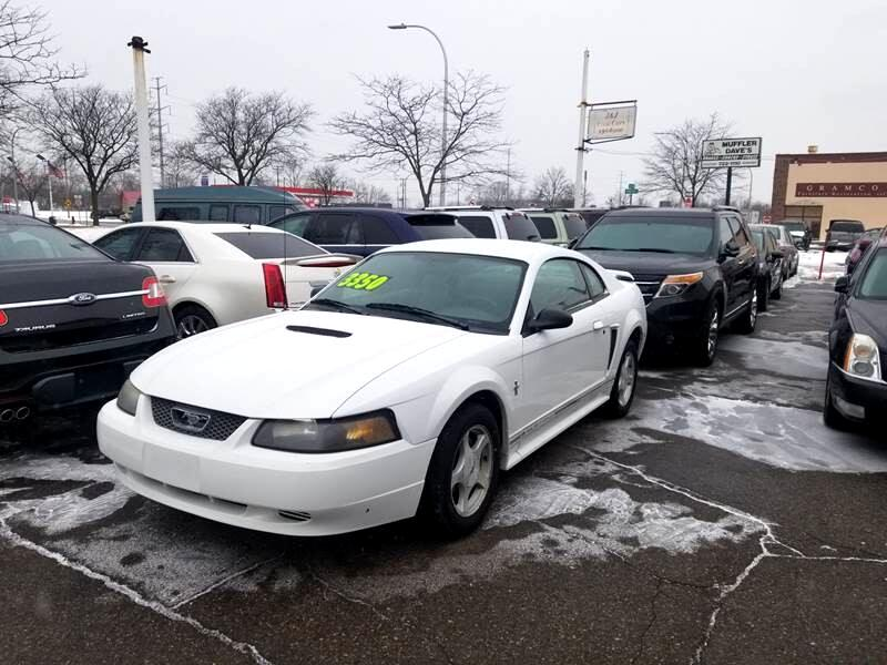 2001 Ford Mustang Coupe