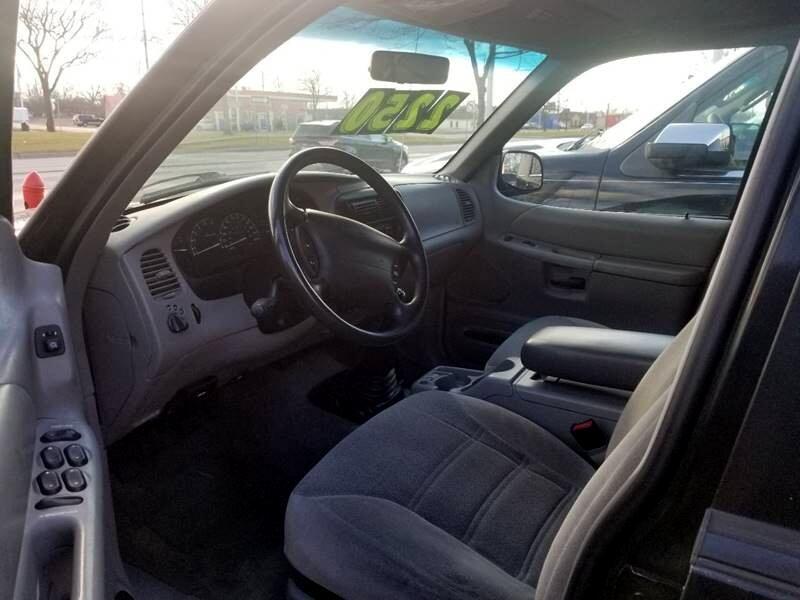 1999 Ford Explorer Eddie Bauer 4WD