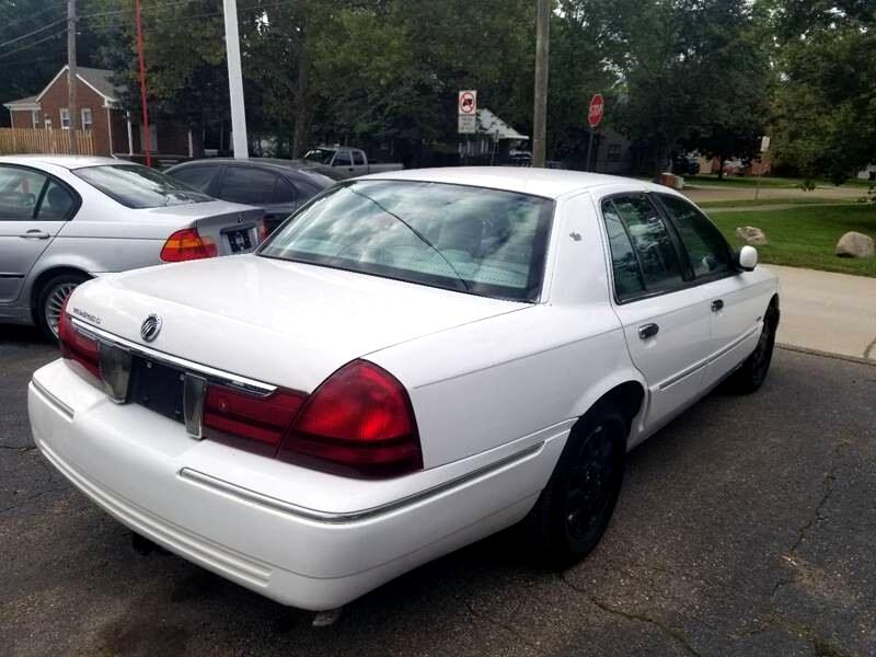 2003 Mercury Grand Marquis LSE