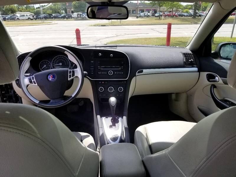 2008 Saab 9-3 Aero