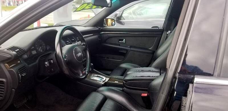 2001 Audi S8 4.2