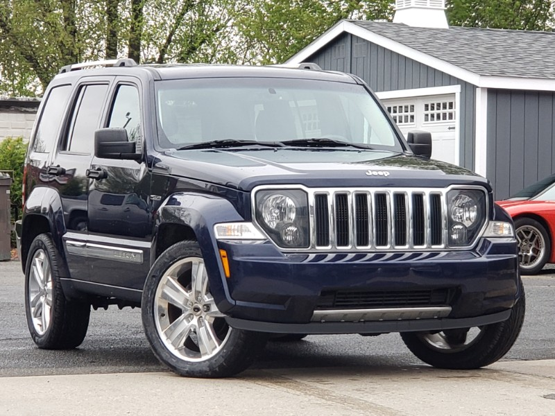 Jeep Liberty Limited Jet 4WD 2012