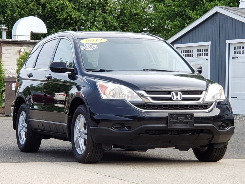2011 Honda CR-V EX-L 4WD with ((XM))