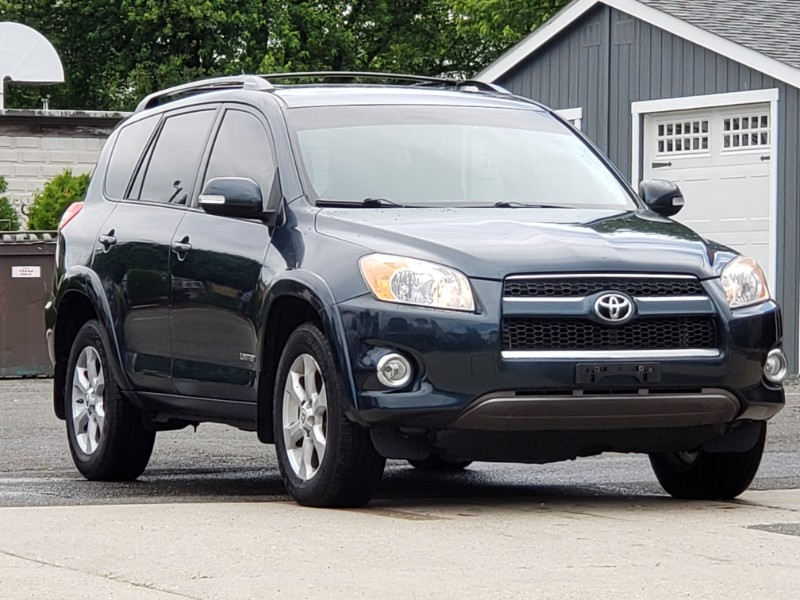 2011 Toyota RAV4 Limited 4WD Leather, Sunroof