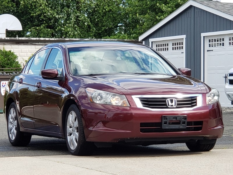 2009 Honda Accord EX-L Sedan, Sunroof, Leather