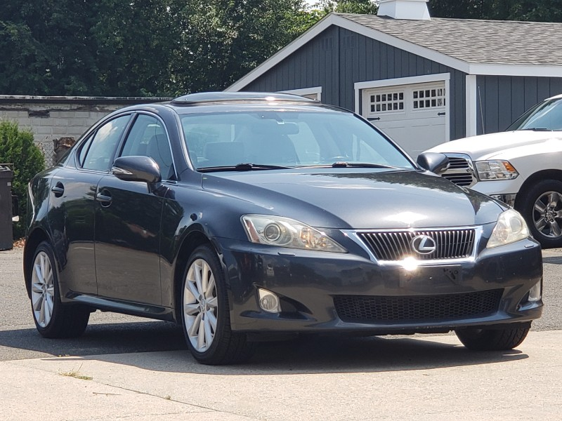 2009 Lexus IS 250 AWD 6 Speed Sequential Shift