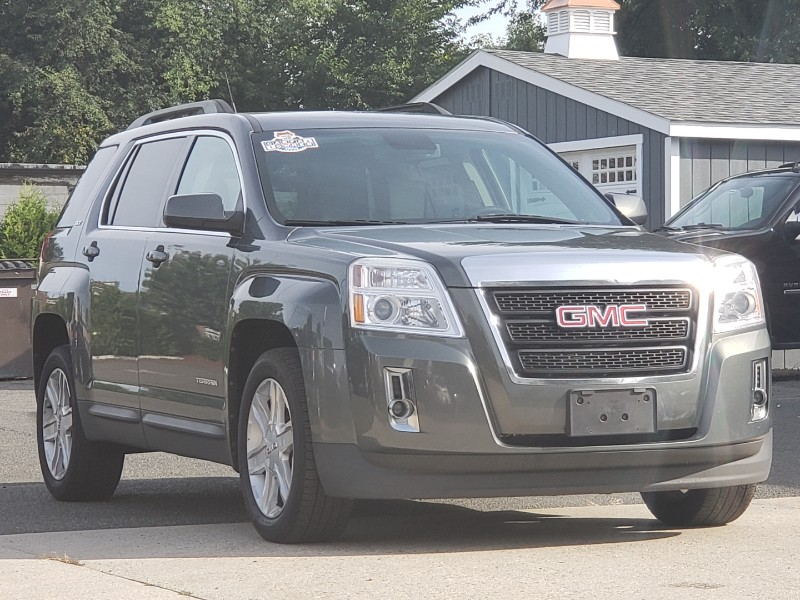 2012 GMC Terrain SLT AWD, Sunroof, Leather, NAV