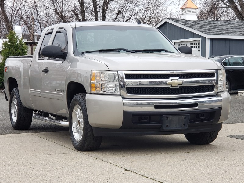 Chevrolet Silverado 1500 LT1 Ext. Cab Short Box 4WD 2009