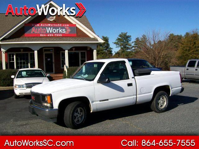 GMC Sierra C/K 1500 Reg. Cab 6.5-ft. Bed 2WD 1997
