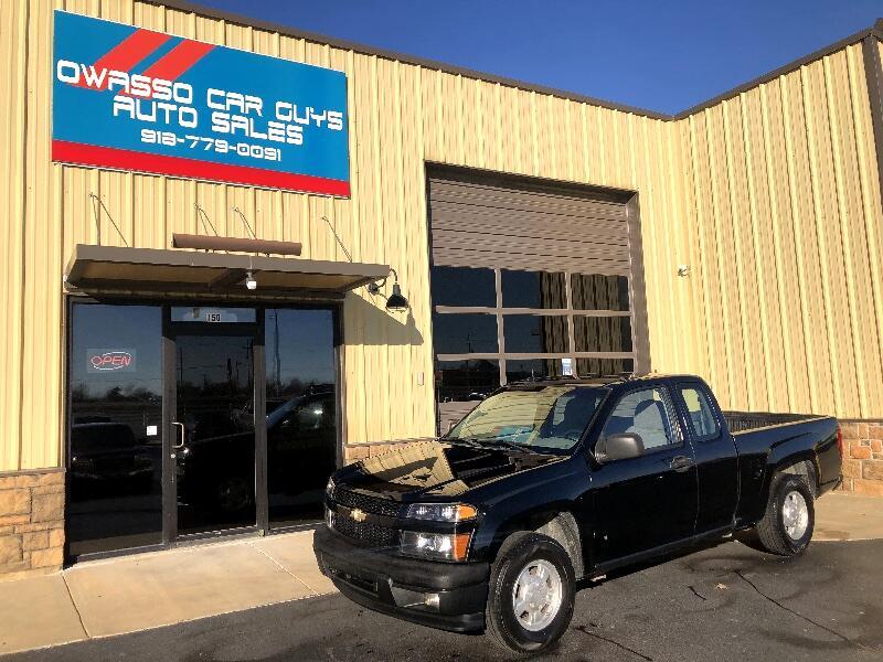 Chevrolet Colorado LS Ext. Cab 2WD 2008