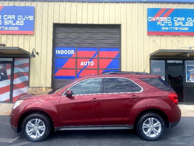Chevrolet Equinox 1LT 2WD 2011