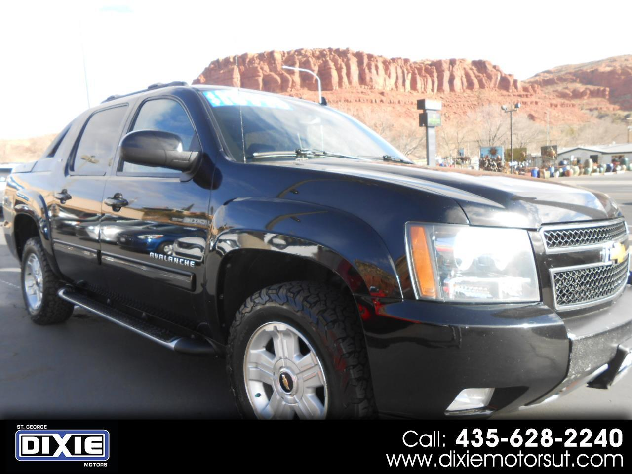 Chevrolet Avalanche LT 4WD 2012