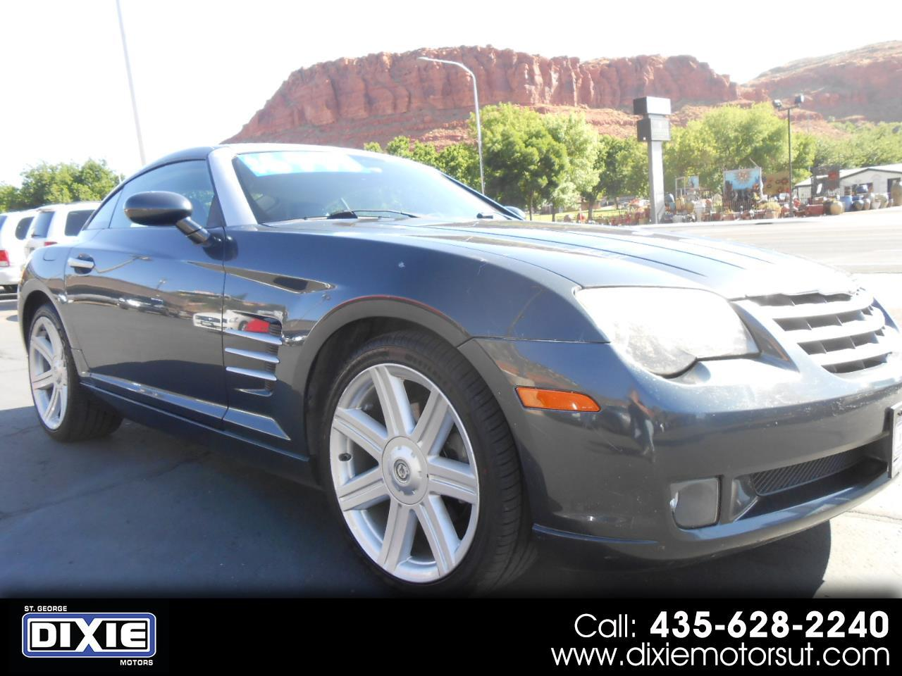 Chrysler Crossfire Coupe Limited 2008