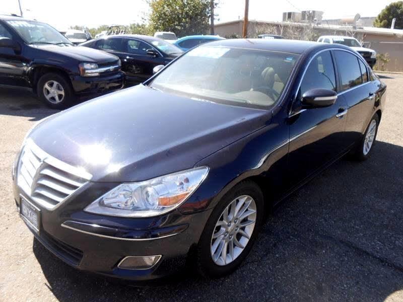 2011 Hyundai Genesis 3.8L