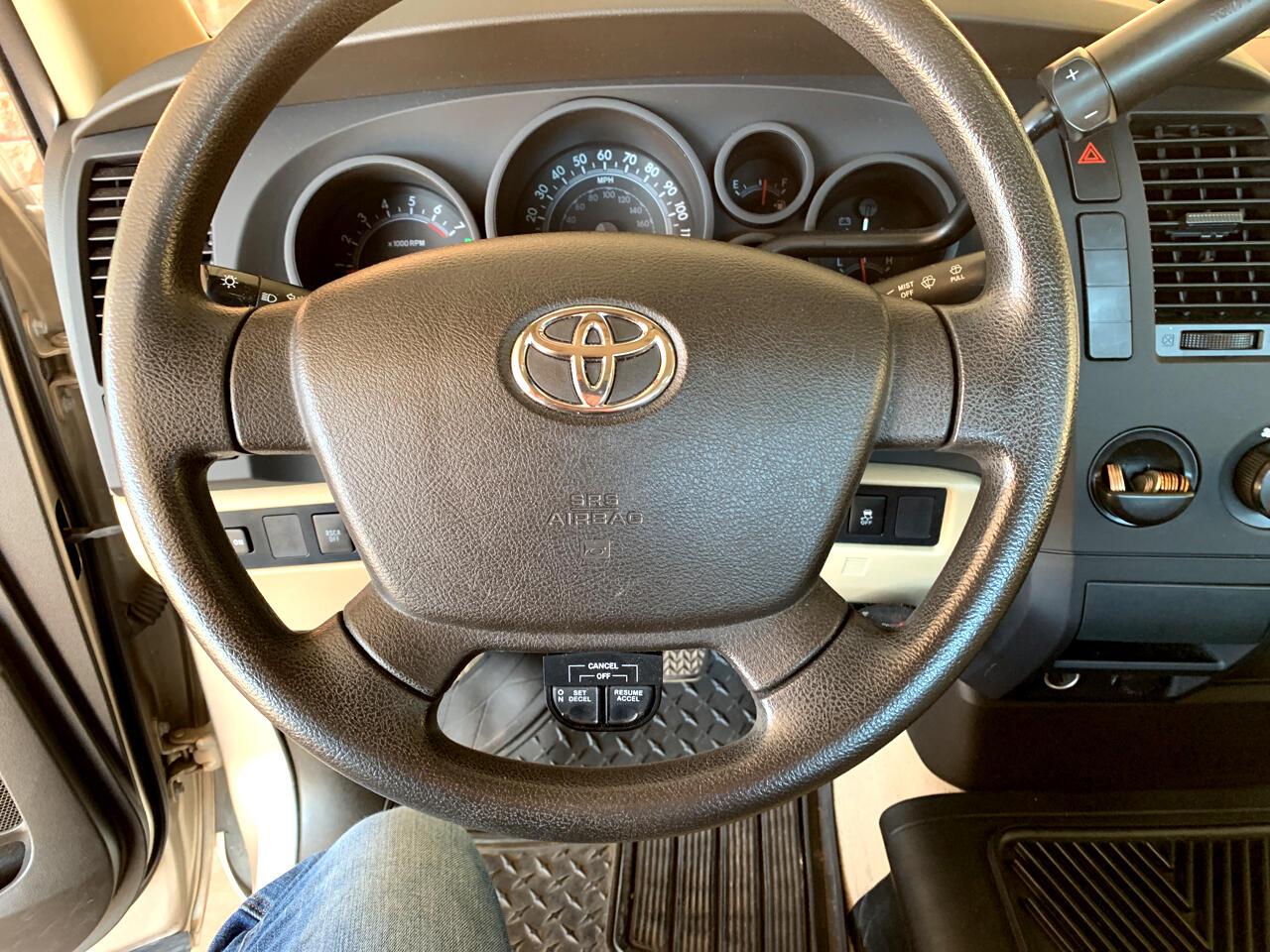 2008 Toyota Tundra 2WD Double 145.7