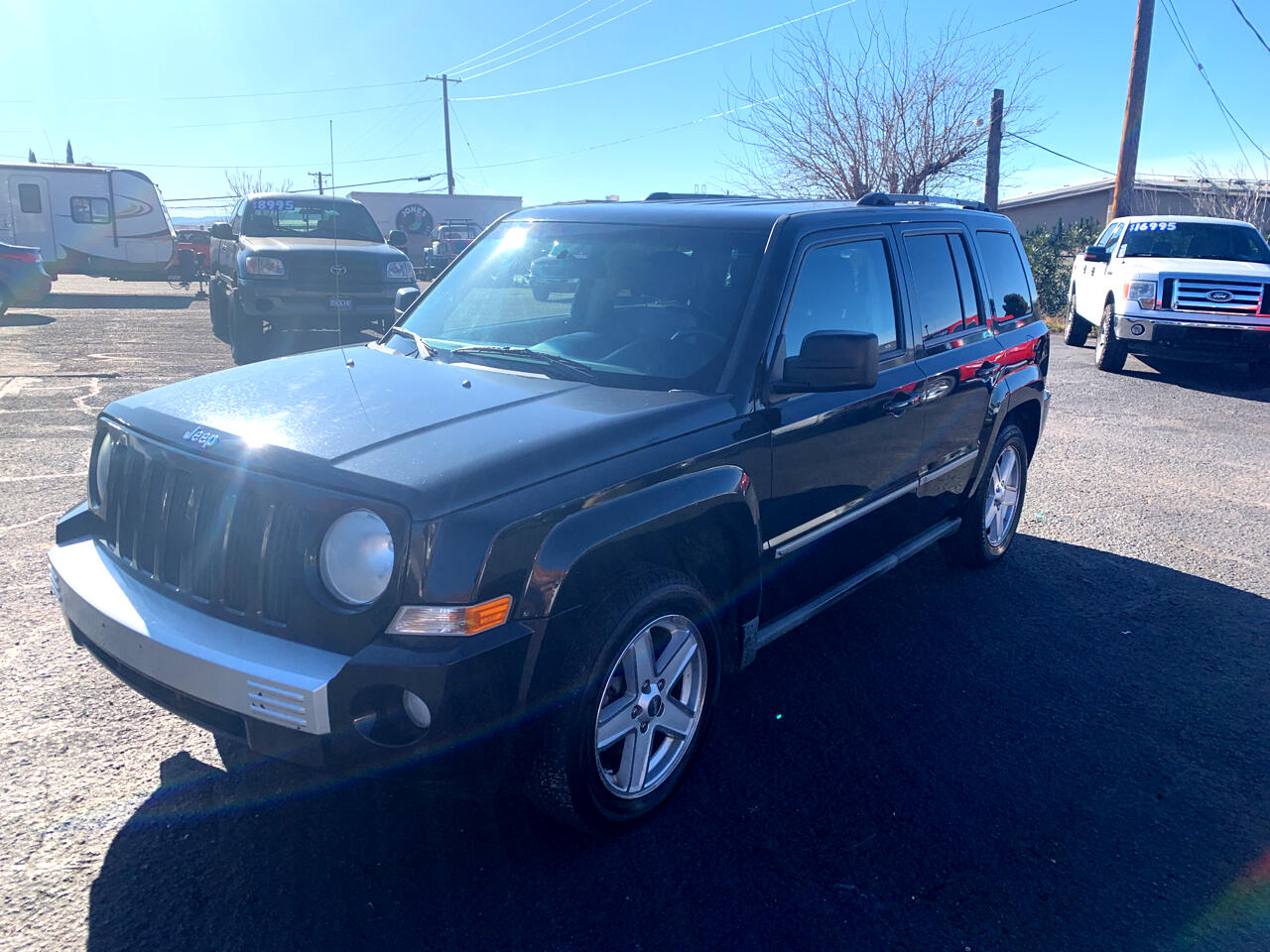 Jeep Patriot Limited 4WD 2010