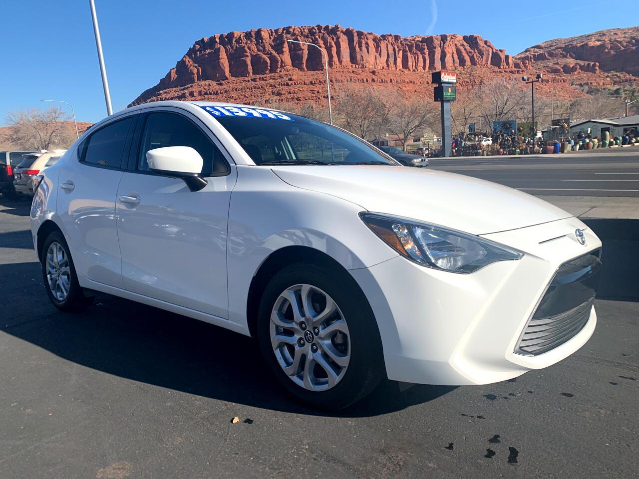 2018 Toyota Yaris iA 6A