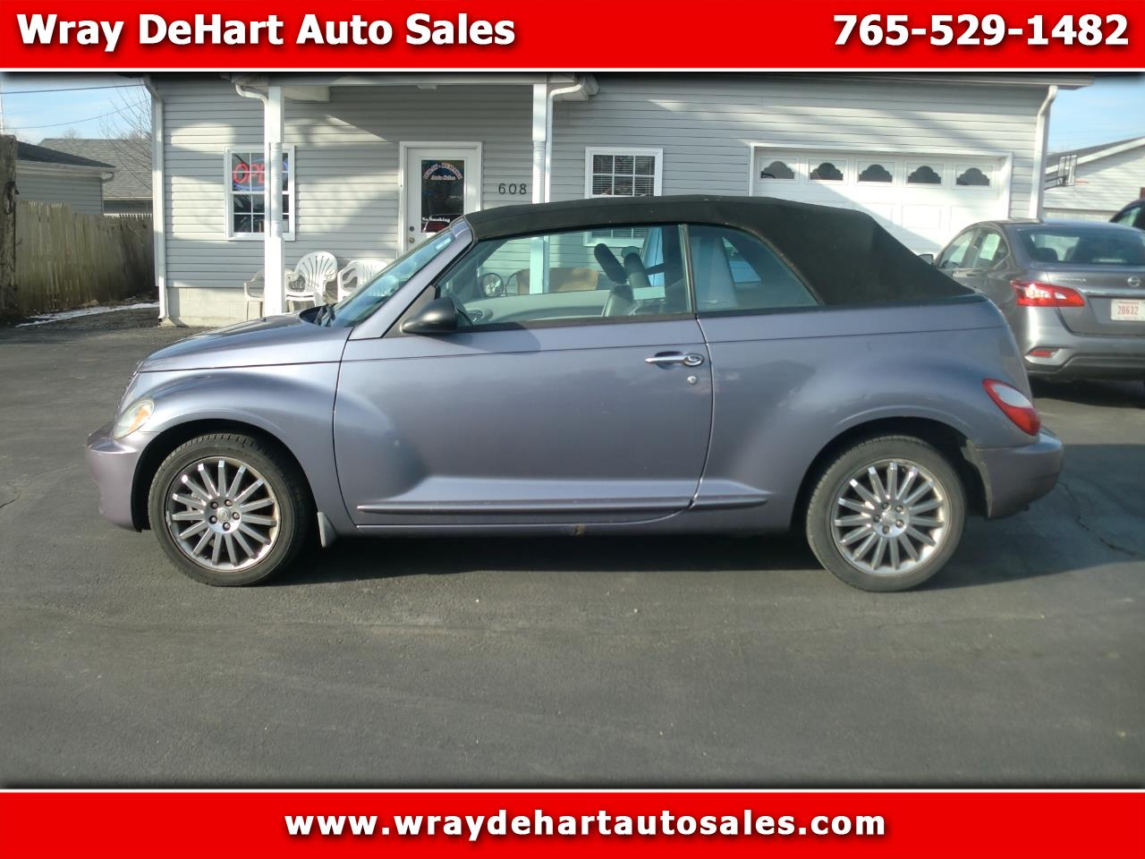 2007 Chrysler PT Cruiser GT Convertible