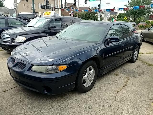 2003 Pontiac Grand Prix GT for sale VIN: 1G2WP52K53F158616