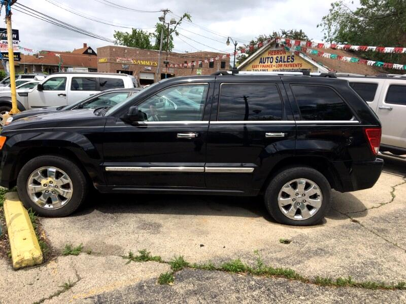 2008 Jeep Grand Cherokee 4dr Overland 4WD