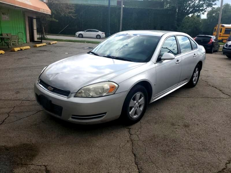 Used 2010 Chevrolet Impala Lt For Sale In Joliet Il 60432