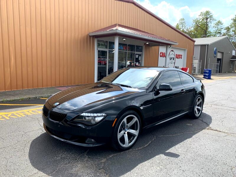 BMW 6-Series 650i Coupe 2010