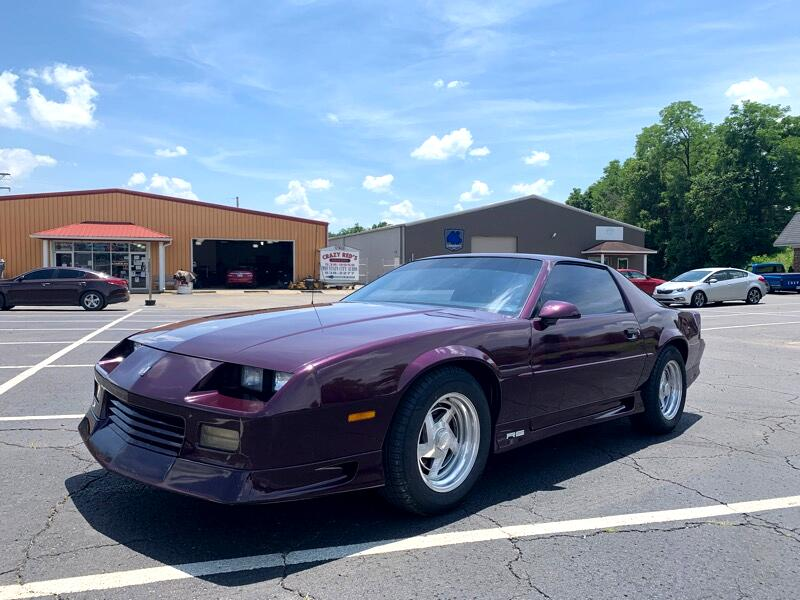 Chevrolet Camaro RS Coupe 1992
